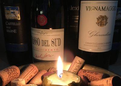 Hygge og vin