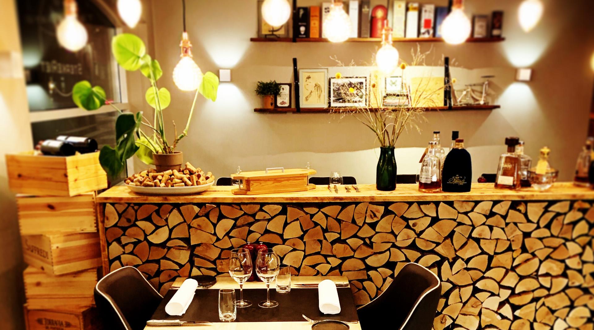 Hyggelig restaurant i Vejle